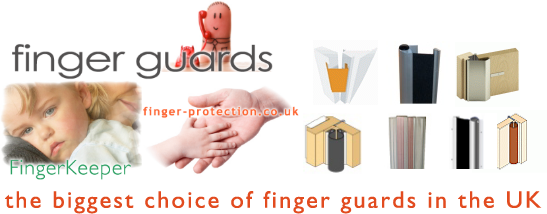 Biggest choice of Finger Guards in the UK