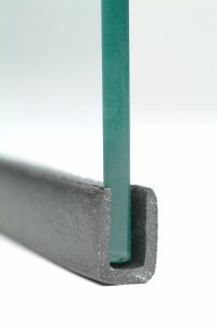 Intumescent Glazing Channel